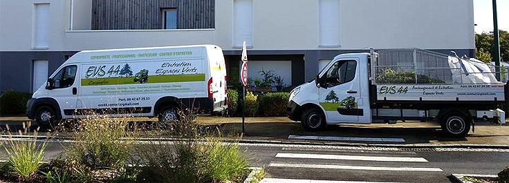 La soci t evs 44 evs 44 votre partenaire espace vert et for Service des espaces vert